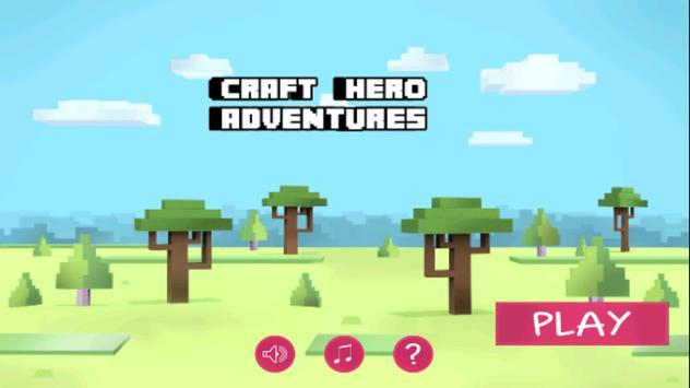 Hero Craft Adventures poster