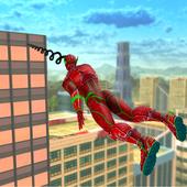 Hero Rangers: Rope Hero 3D icon