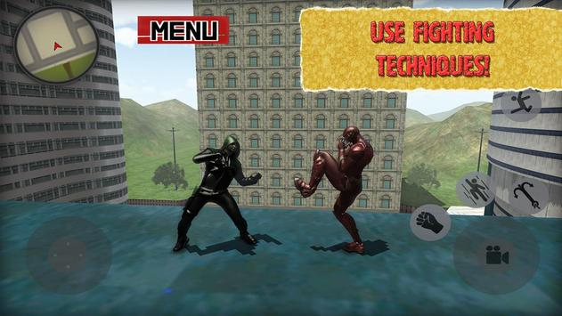 Hero Rangers: Rope Hero 3D apk screenshot