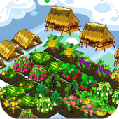 Fruit and vegetable farm Games icon