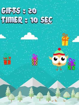 Fly Up Christmas Chick apk screenshot
