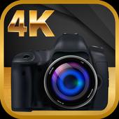 4K HD Selfie Camera icon