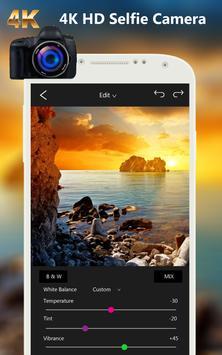 4K HD Selfie Camera poster