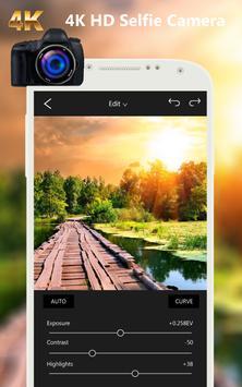 4K HD Selfie Camera screenshot 1