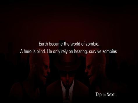 ZOMBIE AUDIO : VR Game English screenshot 5