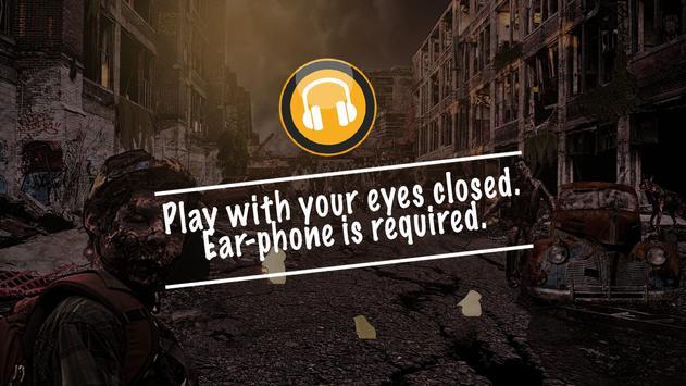 ZOMBIE AUDIO : VR Game English screenshot 3