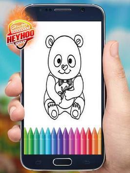 Baby Panda Coloring apk screenshot