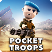 Pocket Troops: The Expendables icon