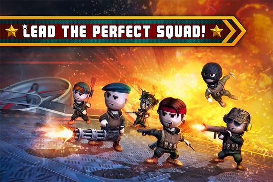 《口袋部队:轰天猛将》 apk 截图