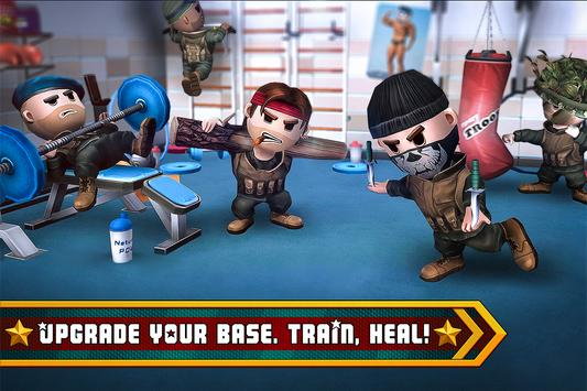 Pocket Troops: The Expendables apk screenshot