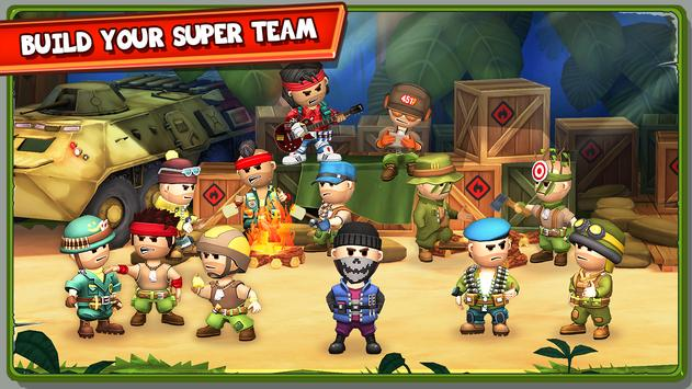 The Troopers: Special Forces apk screenshot