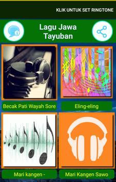 Lagu Jawa Tayuban screenshot 2