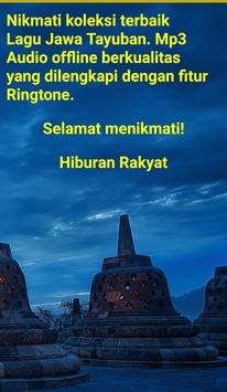 Lagu Jawa Tayuban screenshot 4