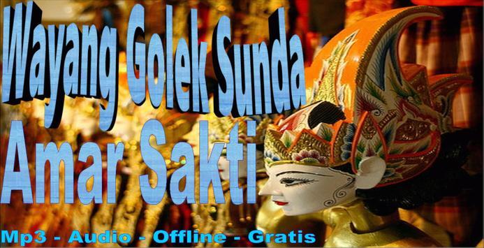 Wayang Golek Sunda: Amar Sakti poster