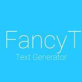 FancyT -Text Generator icon