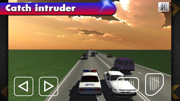 Highway Russian Police screenshot 5