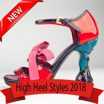 High Heel Styles 2018 poster