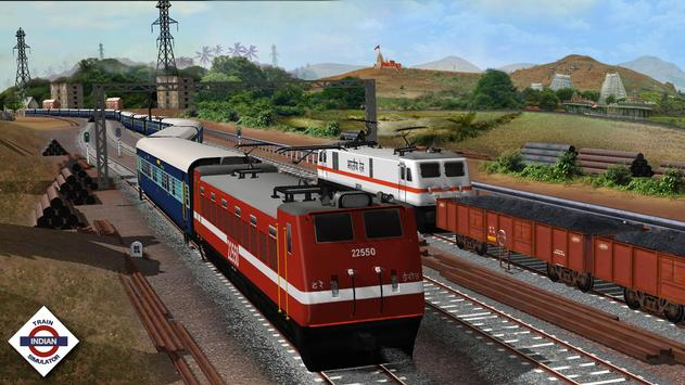 Indian Train Simulator poster