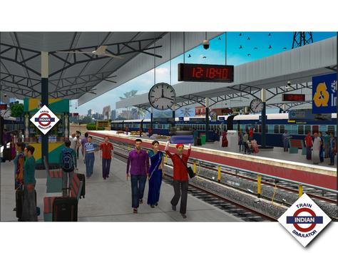Indian Train Simulator screenshot 14