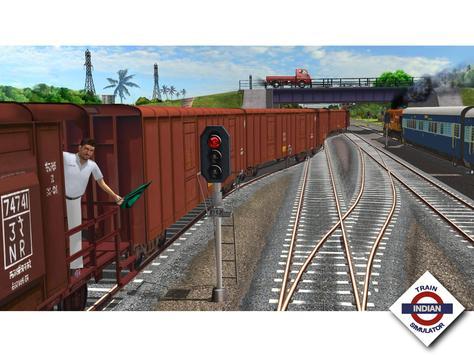 Indian Train Simulator screenshot 10