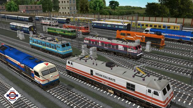indian train simulator apk download free simulation game for
