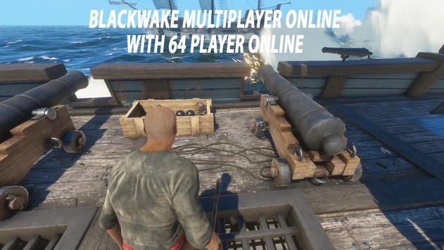 Blackwake Multiplayer Sims 3D poster