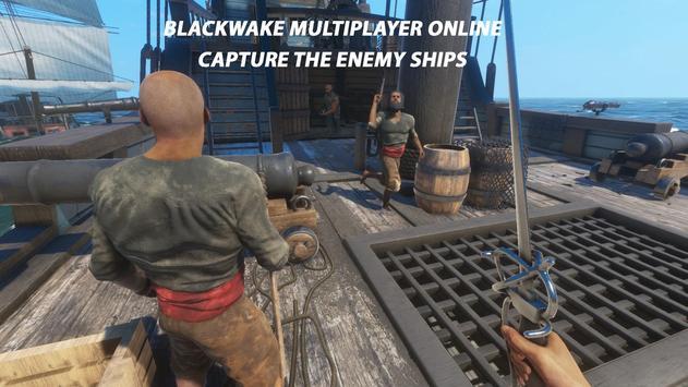 Blackwake Multiplayer Sims 3D apk screenshot