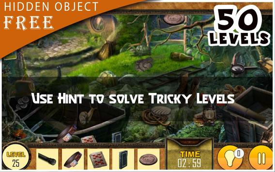 Hidden Object Game 50 Level : Shadows of Darkness apk screenshot
