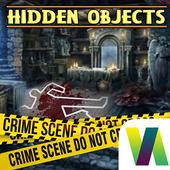 CBI Crime Case : Hidden Objects Game 100 Level icon