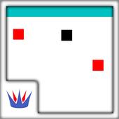 Black Square icon