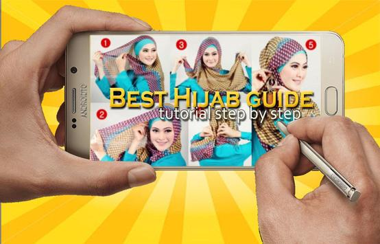 Hijab Guide Tutorial screenshot 7