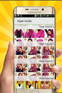 Hijab Guide Tutorial poster