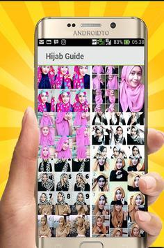 Hijab Guide Tutorial screenshot 1