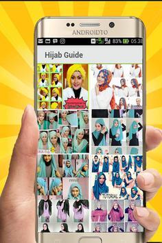 Hijab Guide Tutorial screenshot 2
