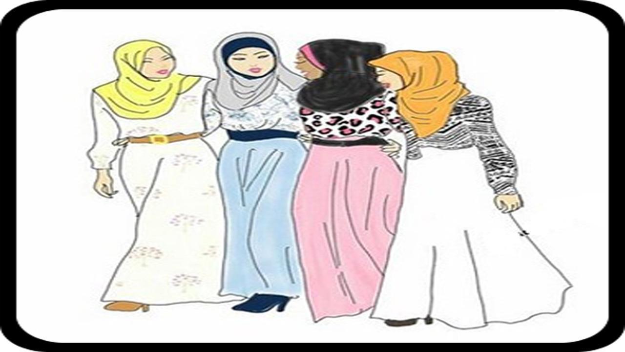 Desain Sketsa Hijab for Android - APK Download