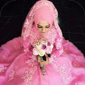 Hijab Modern Wedding Dress icon