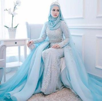 Hijab Modern Wedding Dress apk screenshot