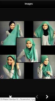 Hijab New Fashion Tutorial poster