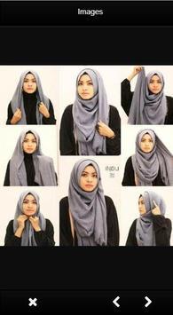 Hijab New Fashion Tutorial screenshot 1
