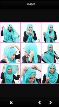 Hijab New Fashion Tutorial screenshot 2