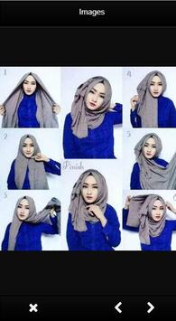 Hijab New Fashion Tutorial screenshot 3