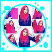 Hijab Style Fashion Guides icon