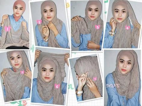 Hijab Style Fashion Guides screenshot 4
