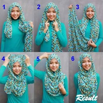 Hijab Style Fashion Guides screenshot 5