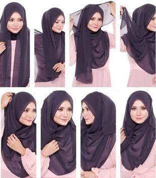 Hijab Style Fashion Guides screenshot 6