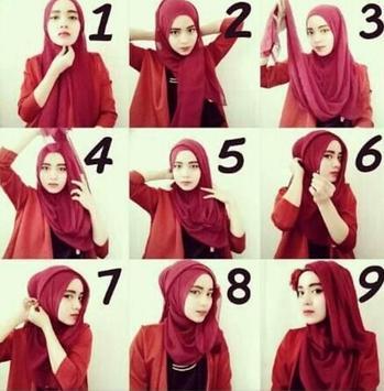 Hijab Style Fashion Guides screenshot 7
