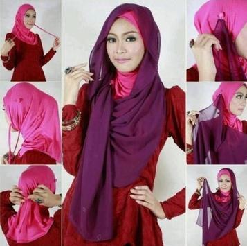 Hijab Style Fashion Guides screenshot 8