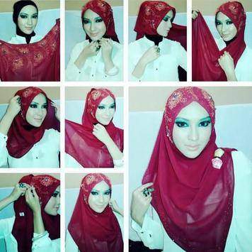 Hijab Style Fashion Guides poster