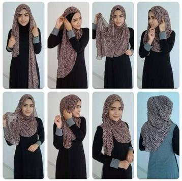 Hijab Style Fashion Guides screenshot 1
