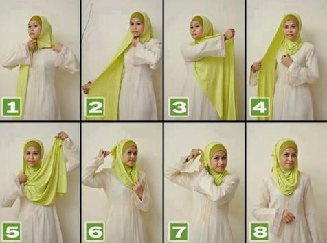 Hijab Style Fashion Guides screenshot 2